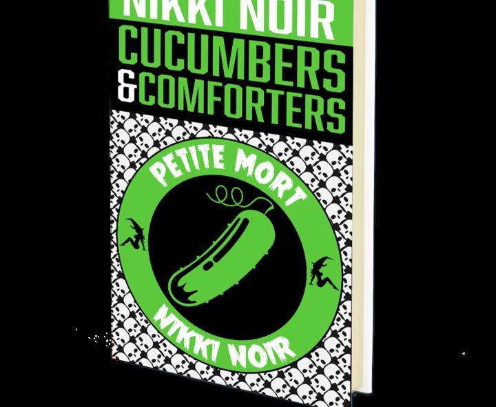 Review of Cucumbers & Comforters by Nikki Noir