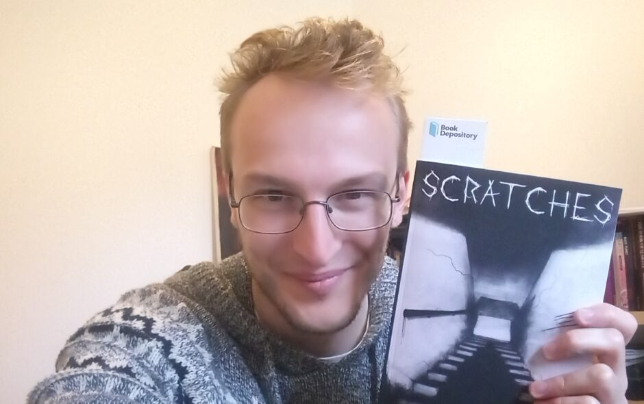 Review of Scratches by Joshua Marsella
